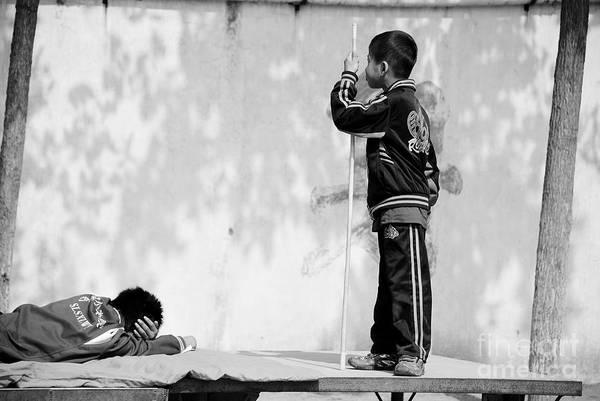Wall Art - Photograph - Little Masters by Dean Harte