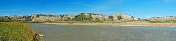 North Dakota Badlands Wall Art - Photograph - Little Missouri Bad Lands by Michael Peychich