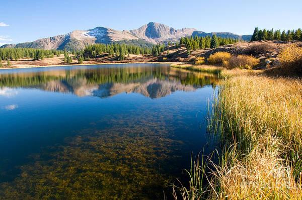 Photograph - Little Molas Lake by Steve Stuller