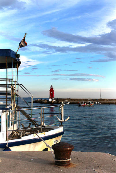 Harbour Island Photograph - Little Red Lighthouse by Jasna Buncic