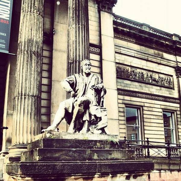 Classic Wall Art - Photograph - #liverpool #museum #museums #guy #stons by Abdelrahman Alawwad