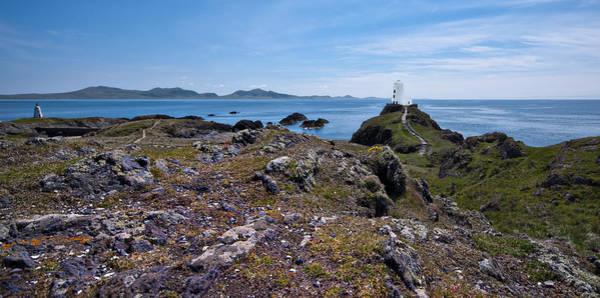 Photograph - Llanddwyn Island by Meirion Matthias
