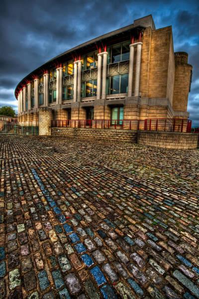 Bristol Wall Art - Photograph - Lloyds Building by Adrian Evans