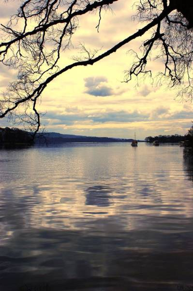 Photograph - Loch Lommond by Chris Boulton