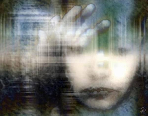 Want Digital Art - Locked In 2 by Gun Legler