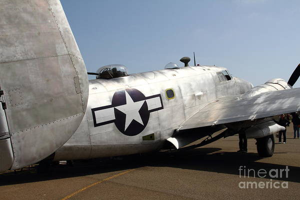 Photograph - Lockheed Pv-2 Harpoon Military Aircraft . 7d15817 by Wingsdomain Art and Photography