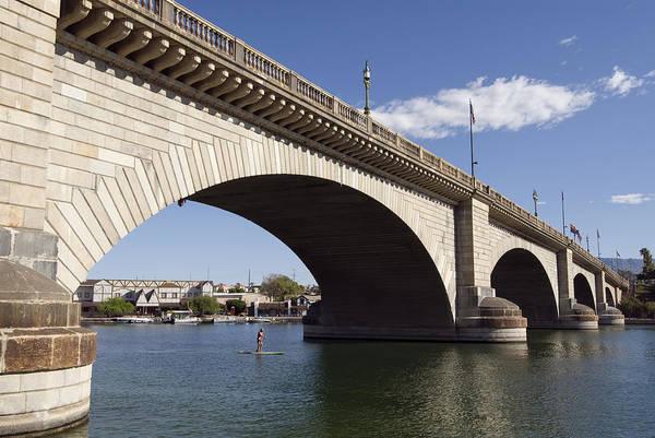 Wall Art - Photograph - London Bridge by Gloria & Richard Maschmeyer
