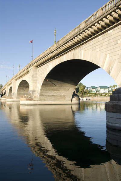 Wall Art - Photograph - London Bridge II by Gloria & Richard Maschmeyer