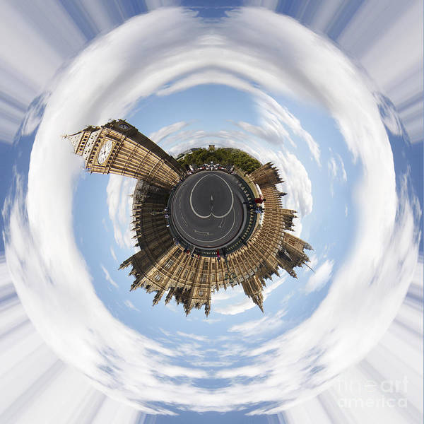 Photograph - London Planet by Agusti Pardo Rossello