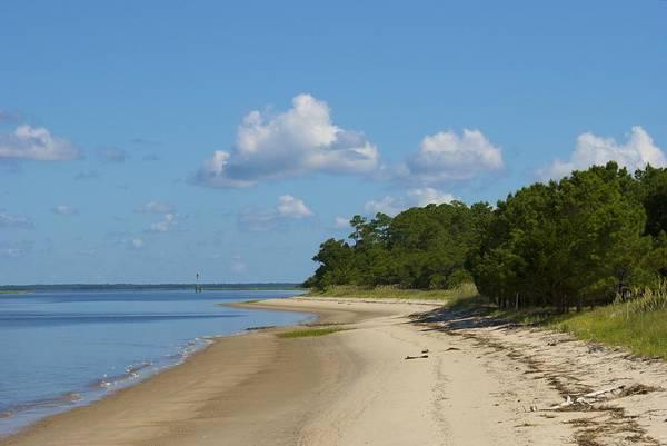 Photograph - Lone Beach by Ralph Jones