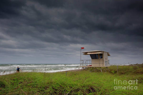 Wall Art - Photograph - Lone Surfer by Keith Kapple