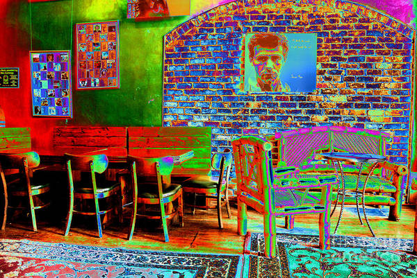 Solarized Photograph - Looking In by Paul W Faust -  Impressions of Light
