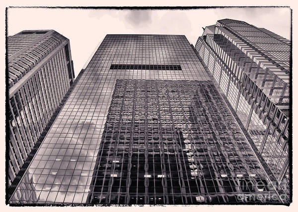Wall Art - Photograph - Looking Up Philadelphia 5 by Jack Paolini