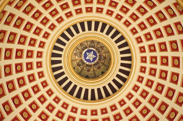 Legislature Photograph - Looking Up by Ricky Barnard