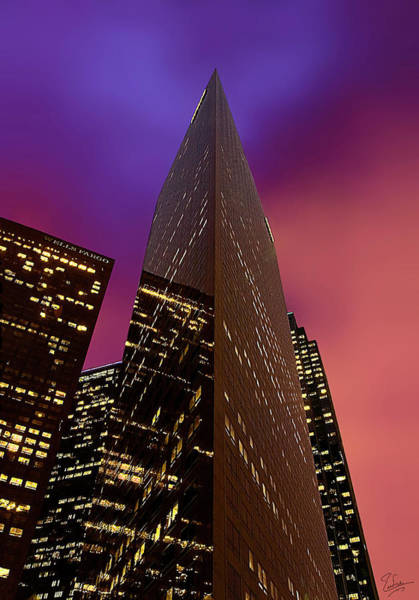 Photograph - Los Angeles Tower by Endre Balogh