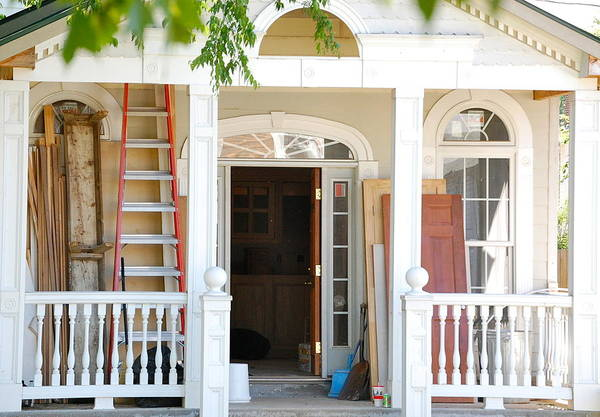 Photograph - Lots To Do In Fredericksburg by Mary McAvoy