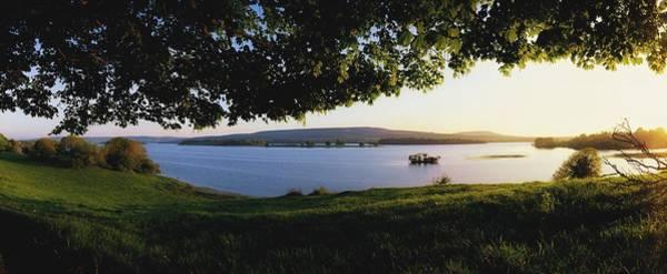 Horizontally Photograph - Lough Arrow, Co Sligo, Ireland Lake In by The Irish Image Collection