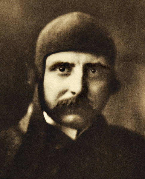 Bleriot Photograph - Louis Bleriot, French Engineer by Sheila Terry
