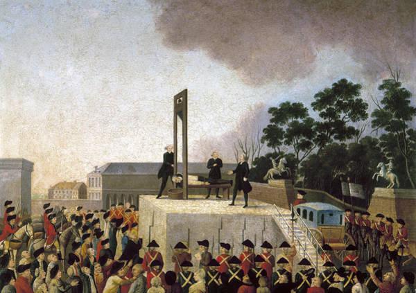 Photograph - Louis Xvi (1754-1793) by Granger