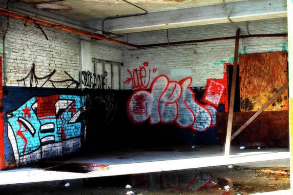 Photograph - Love Graffiti by Scott Hovind