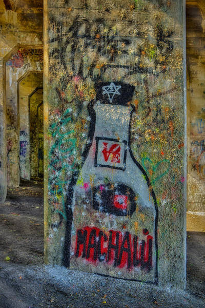 Photograph - Love Graffiti by Susan Candelario