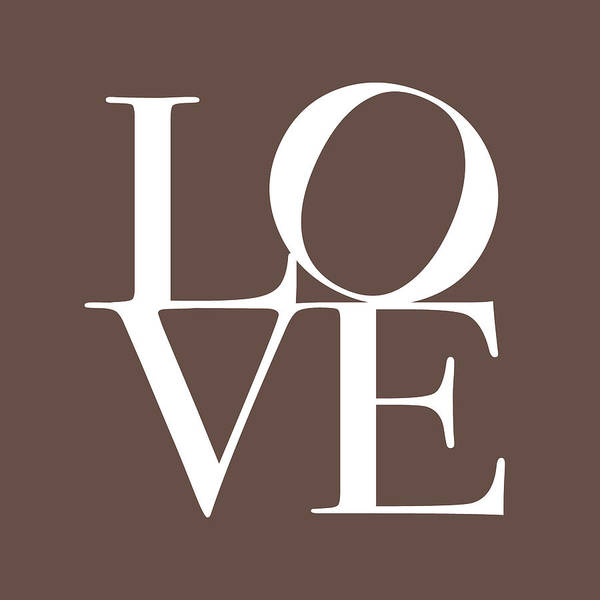 Wall Art - Digital Art - Love In Chocolate by Michael Tompsett