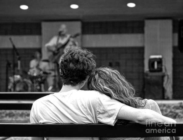 Photograph - Love Songs by Terry Doyle