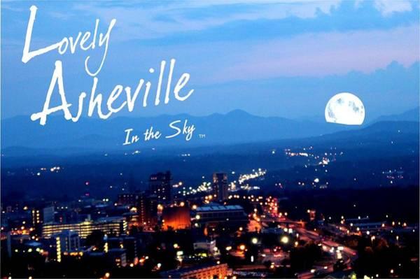Grove Park Inn Photograph - Lovely Asheville by Ray Mapp
