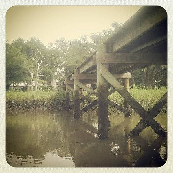 Wall Art - Photograph - Lowcountry Dock by Dustin K Ryan