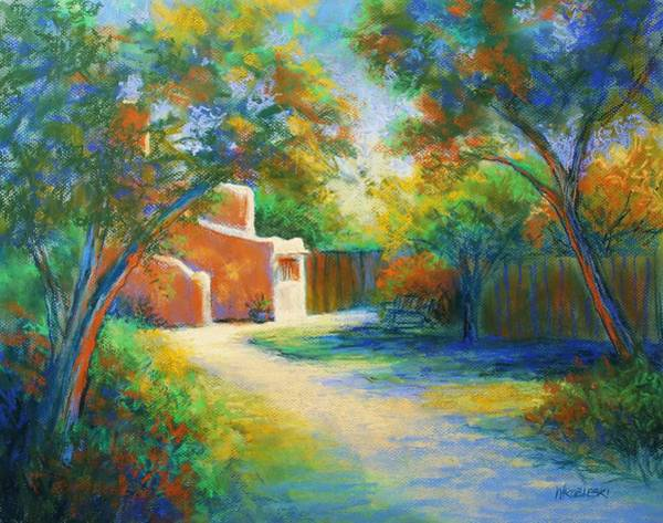 Painting - Lumina by Peggy Wrobleski