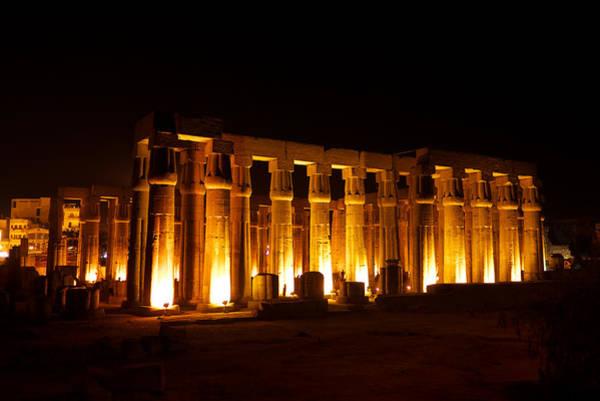 Photograph - Luxor by Ivan Slosar