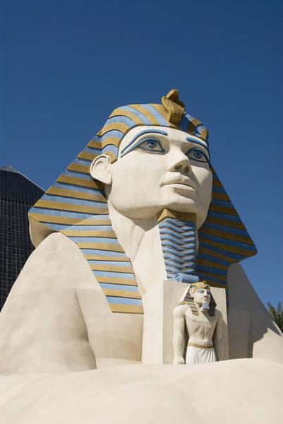 Wall Art - Photograph - Luxor Sphinx by Gloria & Richard Maschmeyer