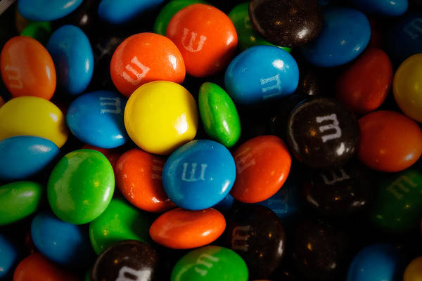 Photograph - M And M's by Rick Berk