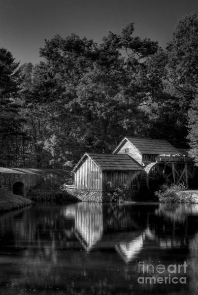 Photograph - Mabry Mill by David Waldrop