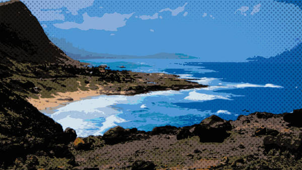 Photograph - Macapu'u Views by Brad Scott