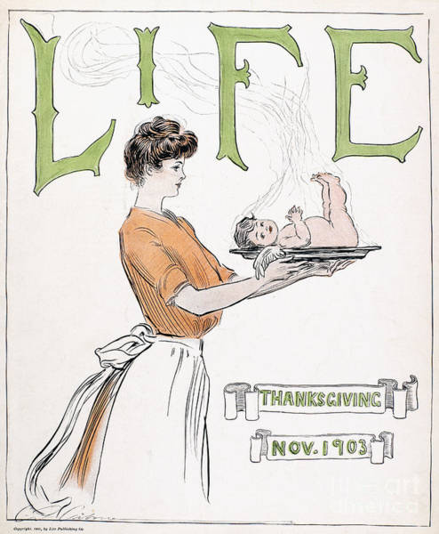 Photograph - Magazine: Life, 1903 by Granger