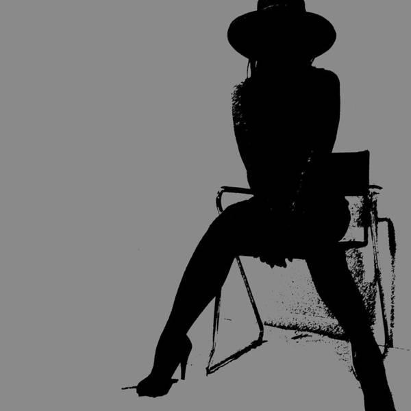 Hats Photograph - Magdalen by Naxart Studio