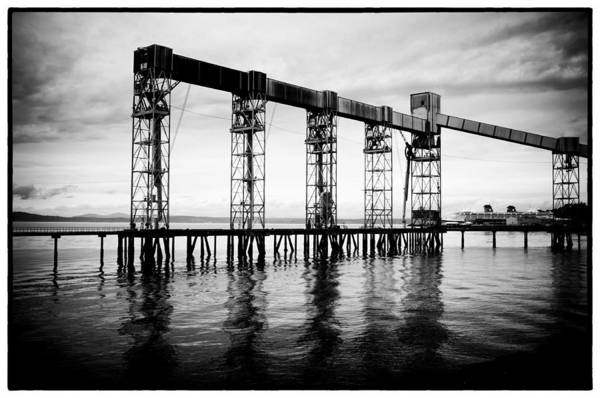 Elliot Bay Wall Art - Photograph - Magnolia Grain Towers by Tanya Harrison