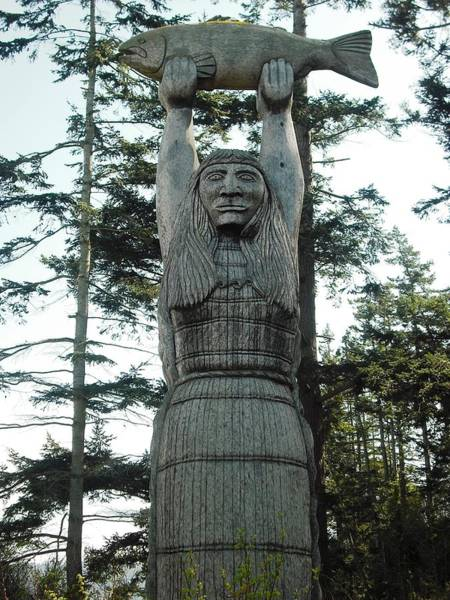 Photograph - Maiden Of Deception Pass by Kelly Manning