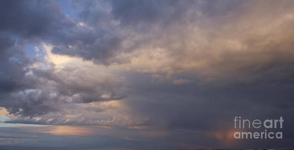 Photograph - Majestic Clouds 2 by Donna L Munro