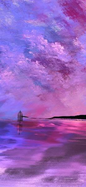 Digital Art - Majestic Vertical by Wally Boggus