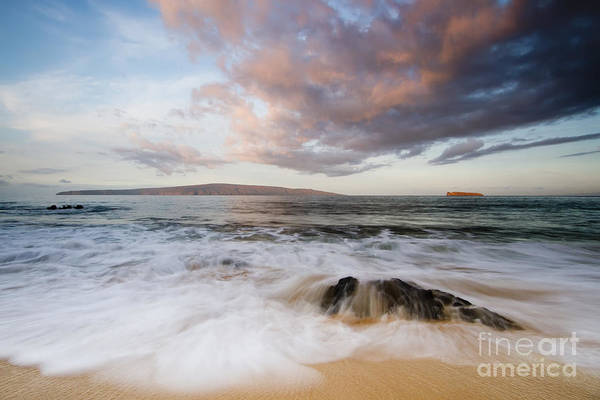 Photograph - Makena Beach Sunrise Hawaii 2 by Dustin K Ryan