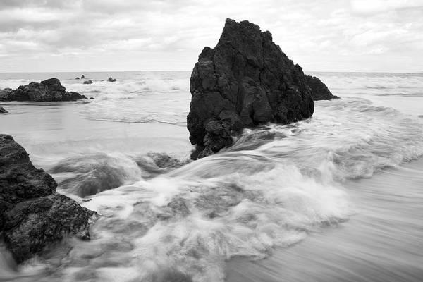 Wall Art - Photograph - Makena Lava Rocks by Jenna Szerlag