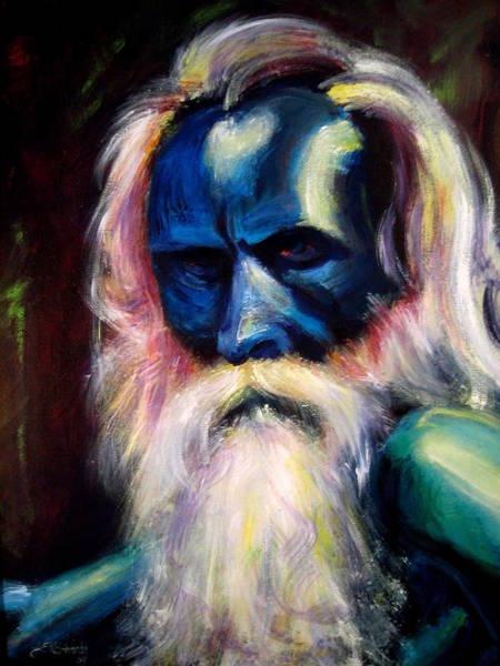 Painting - Maker by Jason Reinhardt