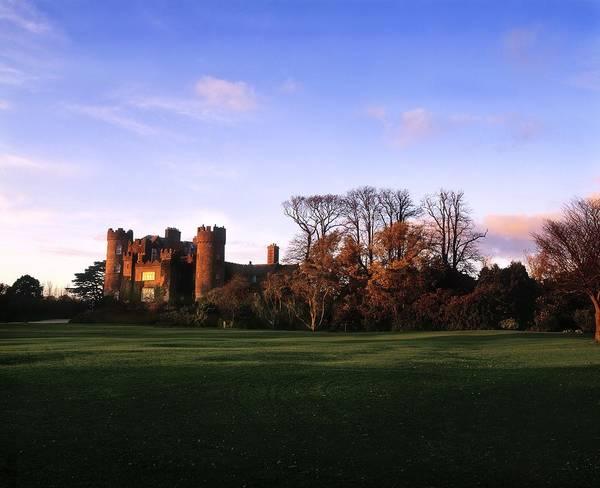 Horizontally Photograph - Malahide Castle, Co Fingal, Ireland by The Irish Image Collection