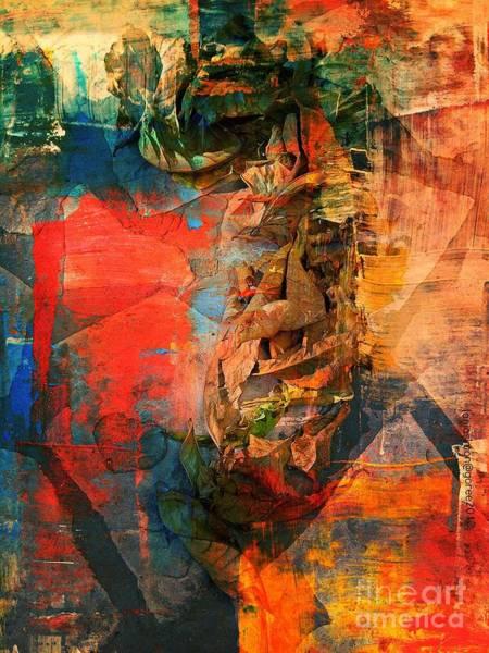 Description Digital Art - Malaria by Fania Simon