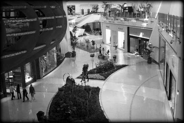 Mall Photograph - Mall Life IIi by Ricky Barnard