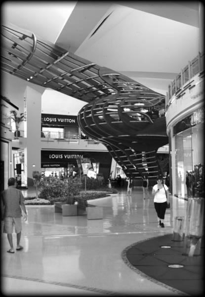 Mall Photograph - Mall Life Iv by Ricky Barnard