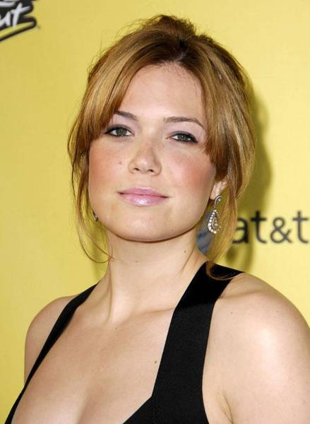 Radford Photograph - Mandy Moore At Arrivals For Spike Tvs by Everett