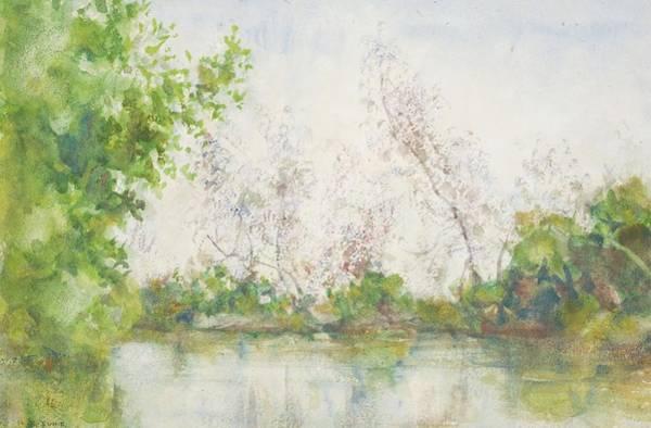 Newlyn Painting - Mangrove Swamp by Henry Scott Tuke